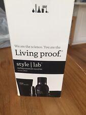 Living proof style lab styling essentials travel kit BNIB