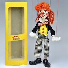 Vintage Pelham Puppet - SL BIMBO - Original Box