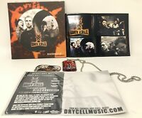 RARE Dry Cell - Disconnected - 2002 Warner ADVANCE PROMO CD w/Stickers/Dog Tags