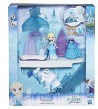 Frozen Disney Princesa Elsa'S Pequeño Reino Castillo Casa De Muñecas Play Set Juguetes