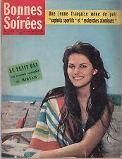 Bonnes Soirées Claudia Cardinale n°1904 1958