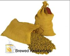 Columbian Supremo Arabica unroasted Green Coffee Beans 16/17 Screen - 2020 crop