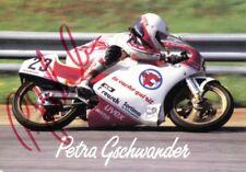 uralte AK, Autograph von Petra Gschwander, Seel 80 ccm