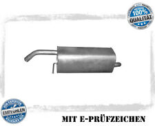 ORIGINAL Ford Endschalldämpfer 1907949 für FIESTA VI MK6 1.25 60//82 PS 1.4 97 PS