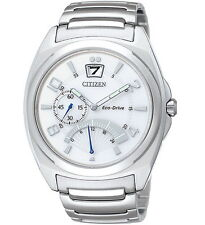 Citizen Eco Drive Dual Time Executive Watch BR0030-59A