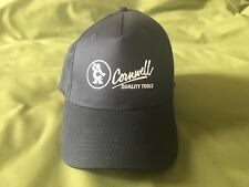 NEW NAVY BLUE CORNWELL QUALITY TOOLS BASEBALL CAP SNAPBACK EXCELLENT