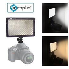 Mcoplus 410B CRI95+ 2000LM Bi-color Ultra-thin Video LED light For DSLR Camera