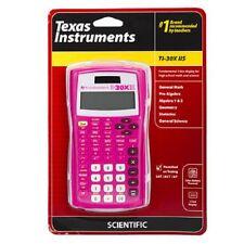 Texas Instruments Ti-30X Iis Scientific Calculator Pink