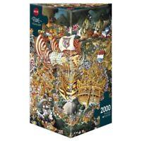 2000 Piece Heye Trafalgar Ryba Triangular Puzzle - Hy29795pc