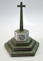 Ancorton 95785 OO Gauge War Memorial Kit