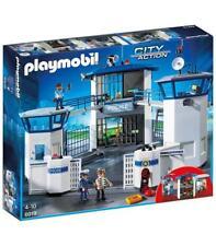 Playmobil comisaria policia con Prision.