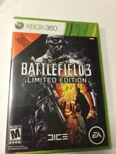 Battlefield 3 Limited Ed Xbox 360 Video Game Electronic Arts
