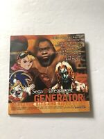 Sega Dreamcast Generator Vol 1 Demo Disc LIKE NEW Power Stone Sonic Adventure