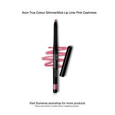AVON True Colour GlimmerStick Lipliner Pink Cashmere ~Great Xmas Stocking Filler