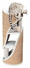 Trixie Cat Tower Jasone, 98 cm, lichtgrau