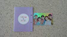 Official Nu'est W / Nuest Spoonz Special Hologram Group Photocard