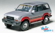 Tamiya maquette voiture 24107 Toyota Land Cruiser 80VX Limited 1/24