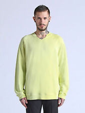Diesel S-Emile Sweatshirt (Xtra Large) Yellow/Green New With Tags - $149