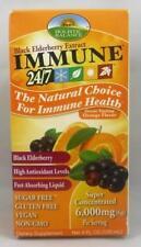Holistic Balance Immune 24/7 Black Elderberry Extract Orange Flavor 4 oz