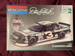 🔥Revell Monogram 1:24 #3 Dale Earnhardt Goodwrench 1994 Chevy Lumina Model Kit