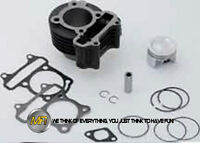FOR Garelli Vip 50 4T 2006 06 CYLINDER UNIT 50 DR 81,25 cc TUNING