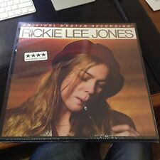 RICKIE LEE JONES 45 RPM, 2 VINYL LP's AUDIOPHILE BOX SET, MFSL 2-45010 MOFI