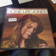RICKIE LEE JONES MFSL 45 RPM, 2 VINYL LP's AUDIOPHILE BOX SET