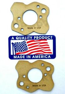 2pcs   -USA- Aftermarket McCulloch CARB. INTAKE GASKET fit like OEM P/N 300265