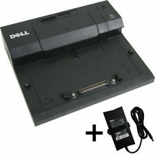 Dell Dockingstation E-Port Dock K07A001 + Alimentatore DELL VJCH5 19.5 V 6.7 A