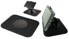 NAVIGATORE Satellitare Dash MAT, NESSUNO SLIP NO FORI Mount per il tuo sistema GPS, Tablet o Telefono