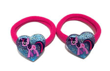 HORSE & WESTERN GIFTS ACCESSORIES MY LITTLE PONY HAIR TIES - TWILIGHT SPARKLE