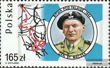 Polen 3213 (kompl.Ausg.) postfrisch 1989 Einsätze im Zweiten Weltkrieg