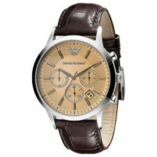 ARMANI MENS CHRONOGRAPH WATCH AR2433 FREE POSTAGE UK SELLER