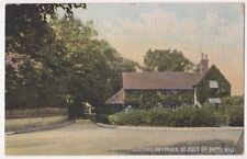 Redhill, Cottages At The Foot of Batt's Hill Surrey, Canon Series Postcard, B689
