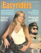 1979 September Easyriders Motorcycle Magazine Back-Issue