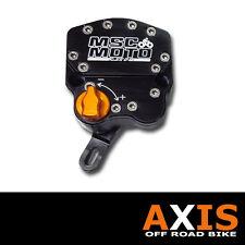 BRAND NEW MSC Moto YAM WRF 450 12-15 DU Steering Damper Kit