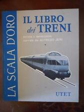 Il Libro dei Treni Storia Ferrovia Napoli Portici  La Scala D'Oro UTET 1963 [P7]