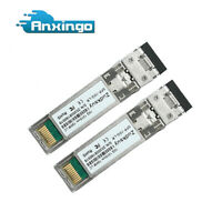10GBase-LR SFP+LC Transceiver 10G Single-Mode Module For Cisco SMF 10km 2 Pack