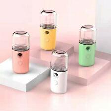 Mist Sprayer Mini 30ml Nano Portable Face  Facial Body Steamer Skin Care