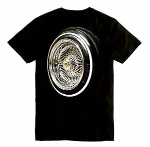 Rollin' On Dayton's Wheels - 100% Ringspun Cotton T-Shirt