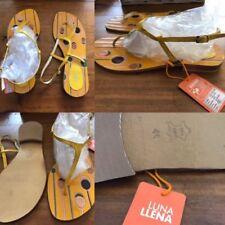 Buckle Leather Women's 9 US Shoe
