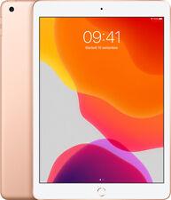 "Apple iPad 2019 32GB Wi-Fi 10.2"" MW762TY/A NUOVO ITALIA Tablet Gold Oro Dorato"
