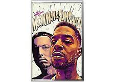 The Adventures of Moon Man & Slim Shady Cassette Tape Kid Cudi and Eminem