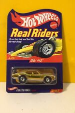 2003 HOT WHEELS RLC REAL RIDERS SERIES THREE OLDS 442 W/protector