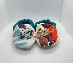 Toy Story Baby Moccasins, Woody Baby Shoes, Anti-slip Slippers