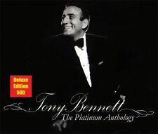 Tony Bennett - Platinum Anthology [New CD] Deluxe Edition