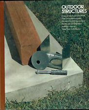 Outdoor Structures Shed Retaining Wall Fences Gazebos Garage Garden Pools 1979