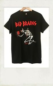 (Officially Licensed)  Bad Brains t shirt