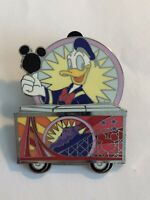 DCA - Ice Cream Cart With Donald Duck Surprise Release Disney Pin LE (B4)