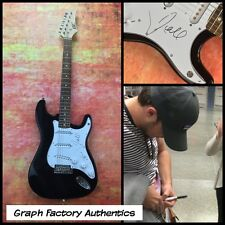 GFA One Direction Star * NIALL HORAN * Signed Electric Guitar PROOF AD1 COA
